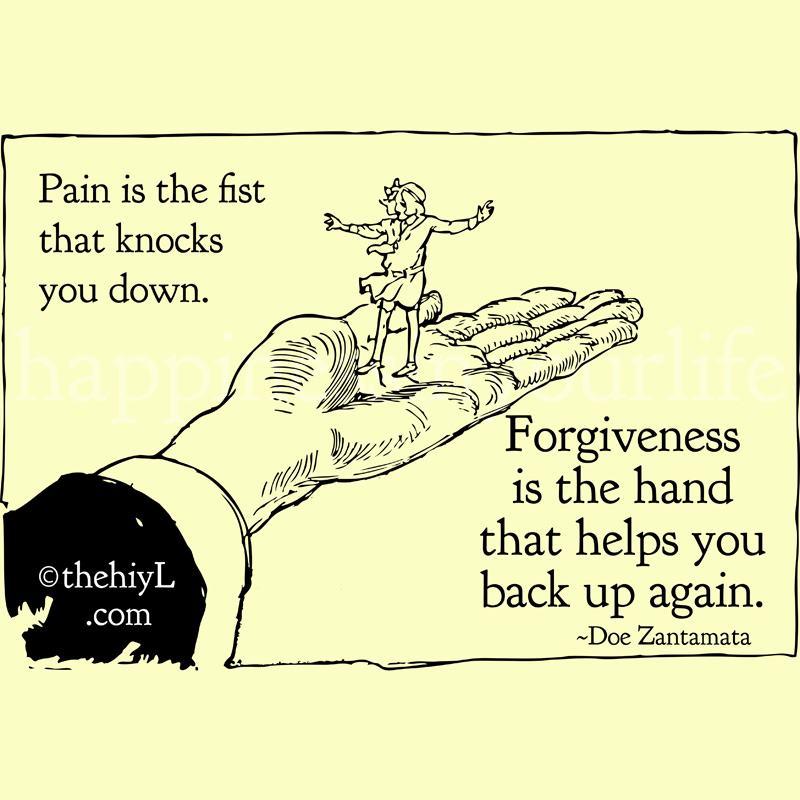 Forgiveness quote #2