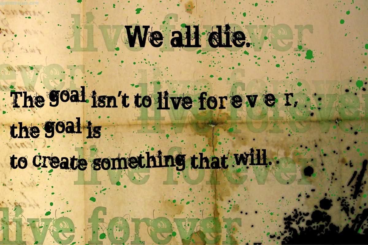 Goal quote #4