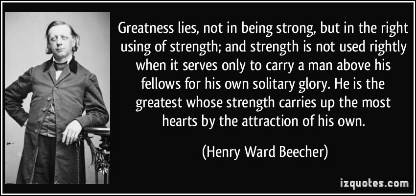 Greatness quote #5