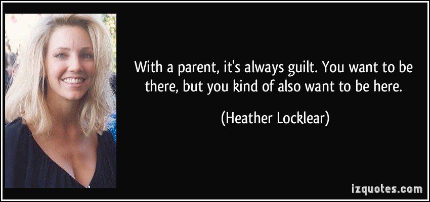 Heather Locklear's quote