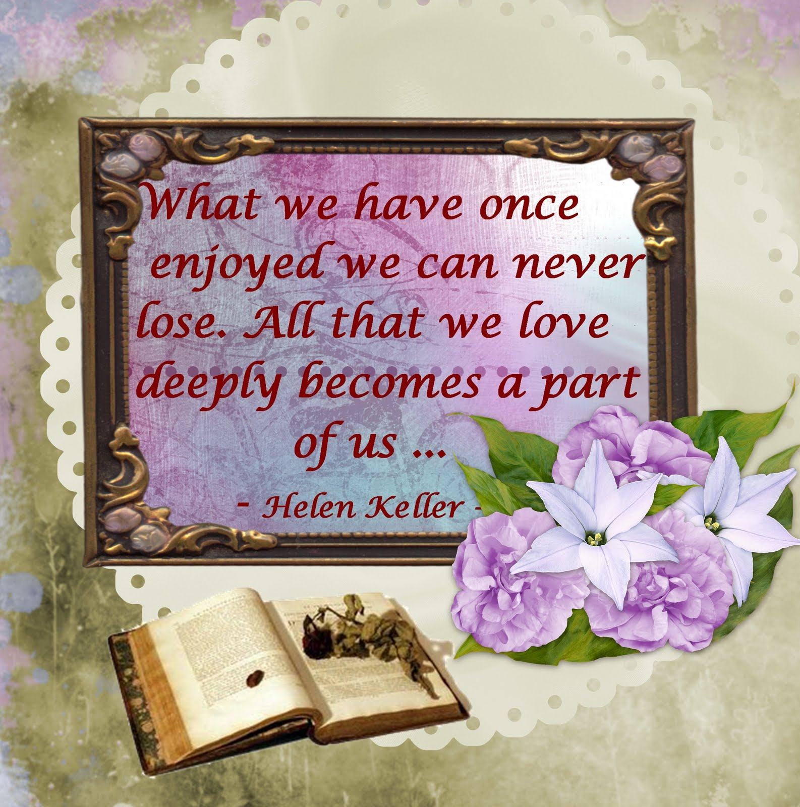Helen Keller's quote #6
