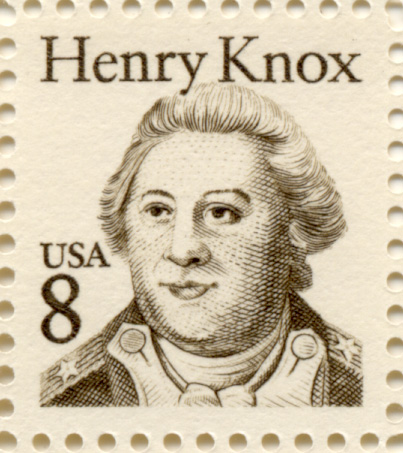 Henry Knox's quote