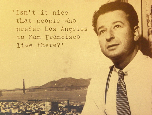 Herb Caen's quote #5
