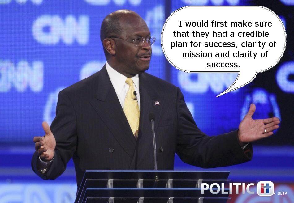 Herman Cain's quote