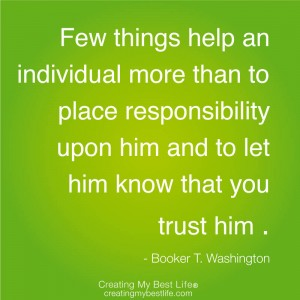 famous quotes about individual responsibility