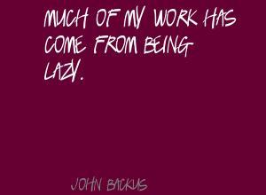 John Backus's quote #1