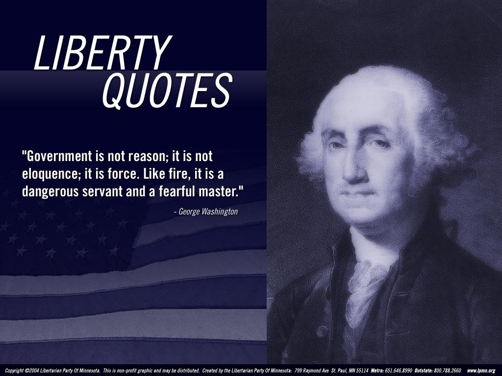 Liberty quote #1
