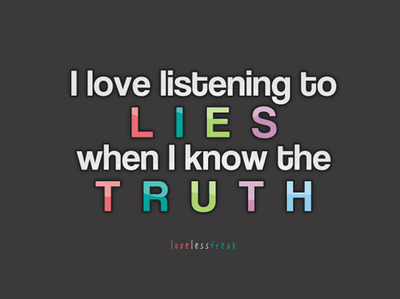 Lies quote #4