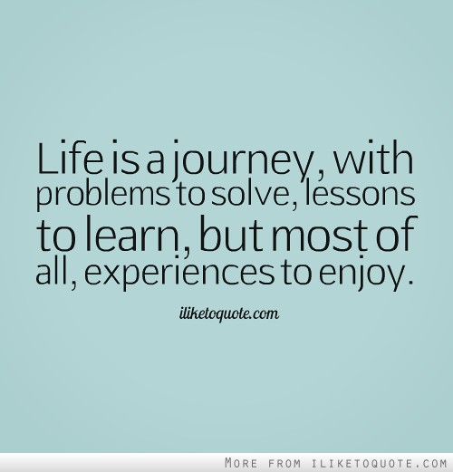 lifes learning journey - the life journey of an artist throughout history the role of the artist has changed greatly  transformational journey after learning different leadership styles.