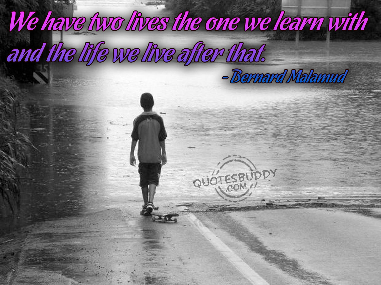 Lives quote #2