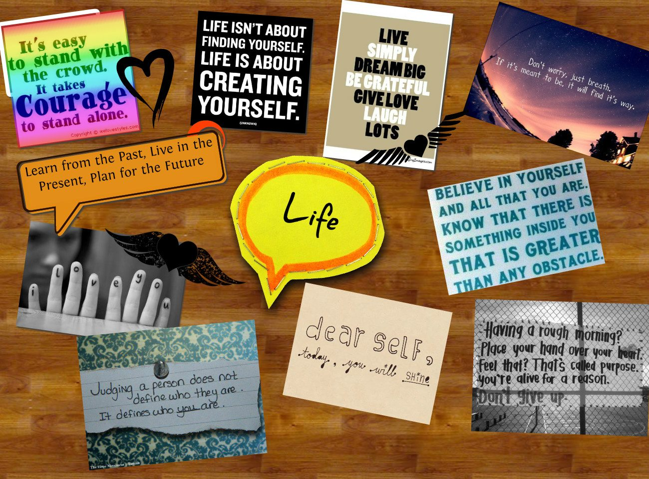 Lives quote #7