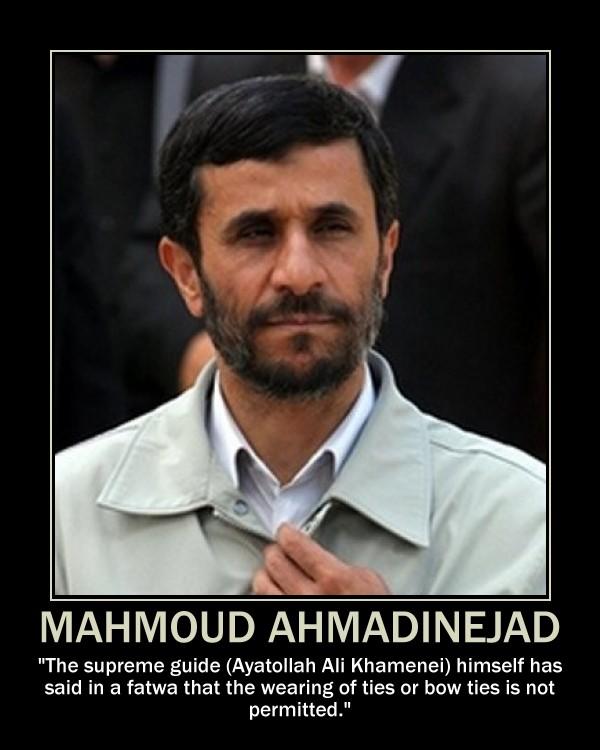 Mahmoud Ahmadinejad's quote #3