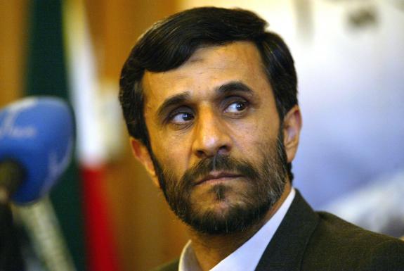 Mahmoud Ahmadinejad's quote #8