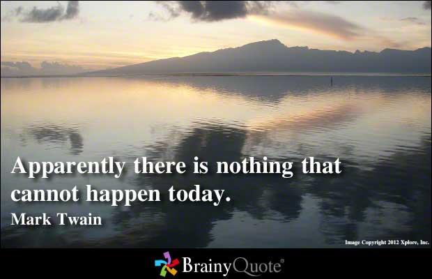 Mark Twain quote #1
