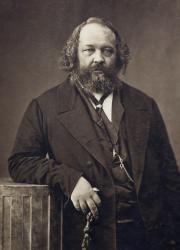 Mikhail Bakunin's quote