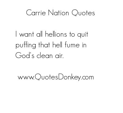 Nation quote #1