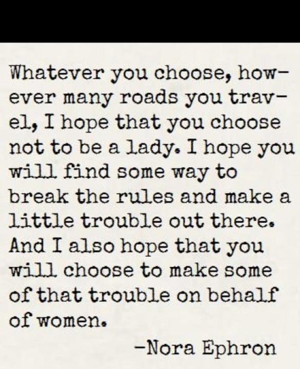 Nora Ephron's quote #4