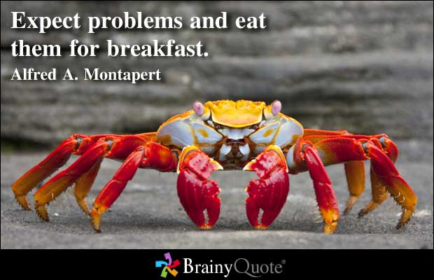 Problems quote #7