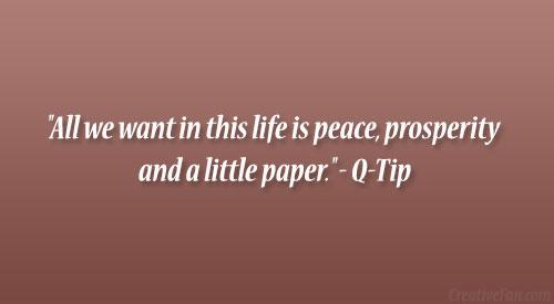 Q-Tip's quote #2