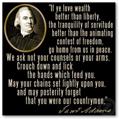 Samuel Adams's quote #3