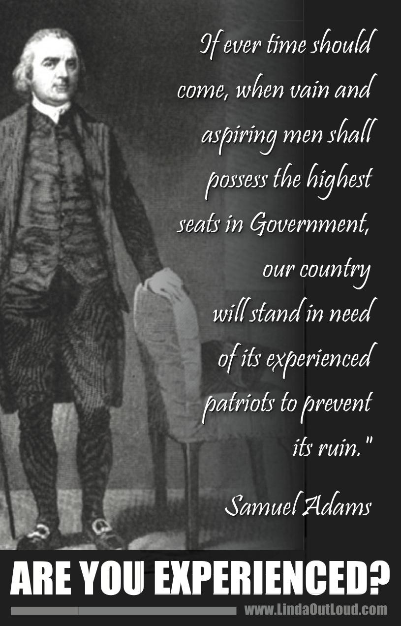 Samuel Adams's quote #1