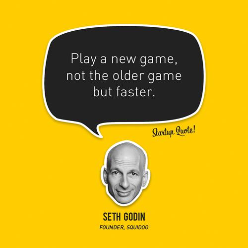 Seth Godin's quote