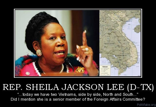Sheila Jackson Lee's quote