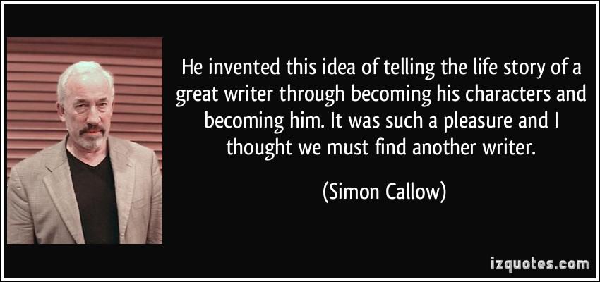 Simon Callow's quote #7