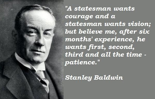 Stanley Baldwin's quote #6