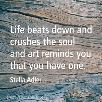 Stella Adler's quote #4