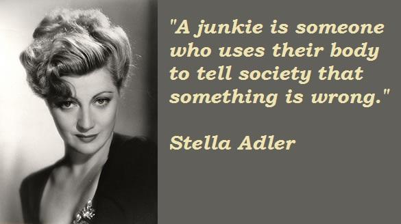 Stella Adler's quote #3