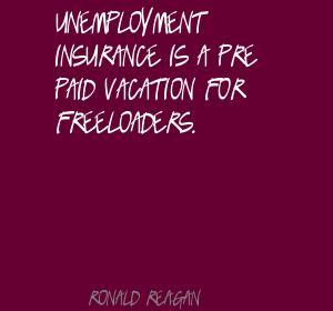 essay unemployment quotation