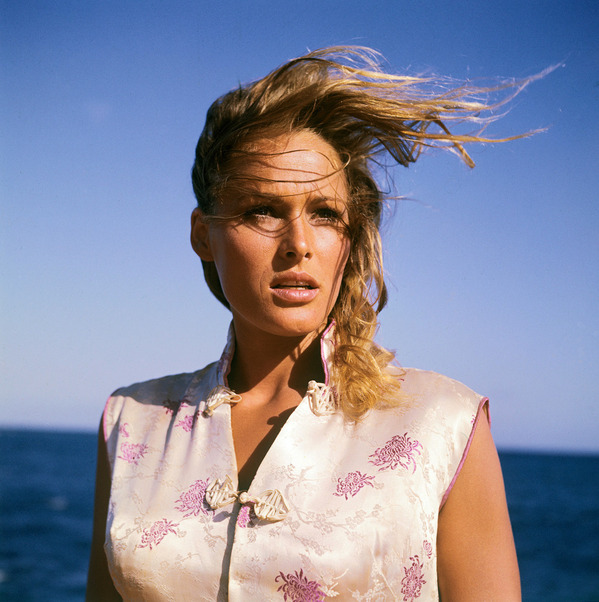 Ursula Andress's quote #7