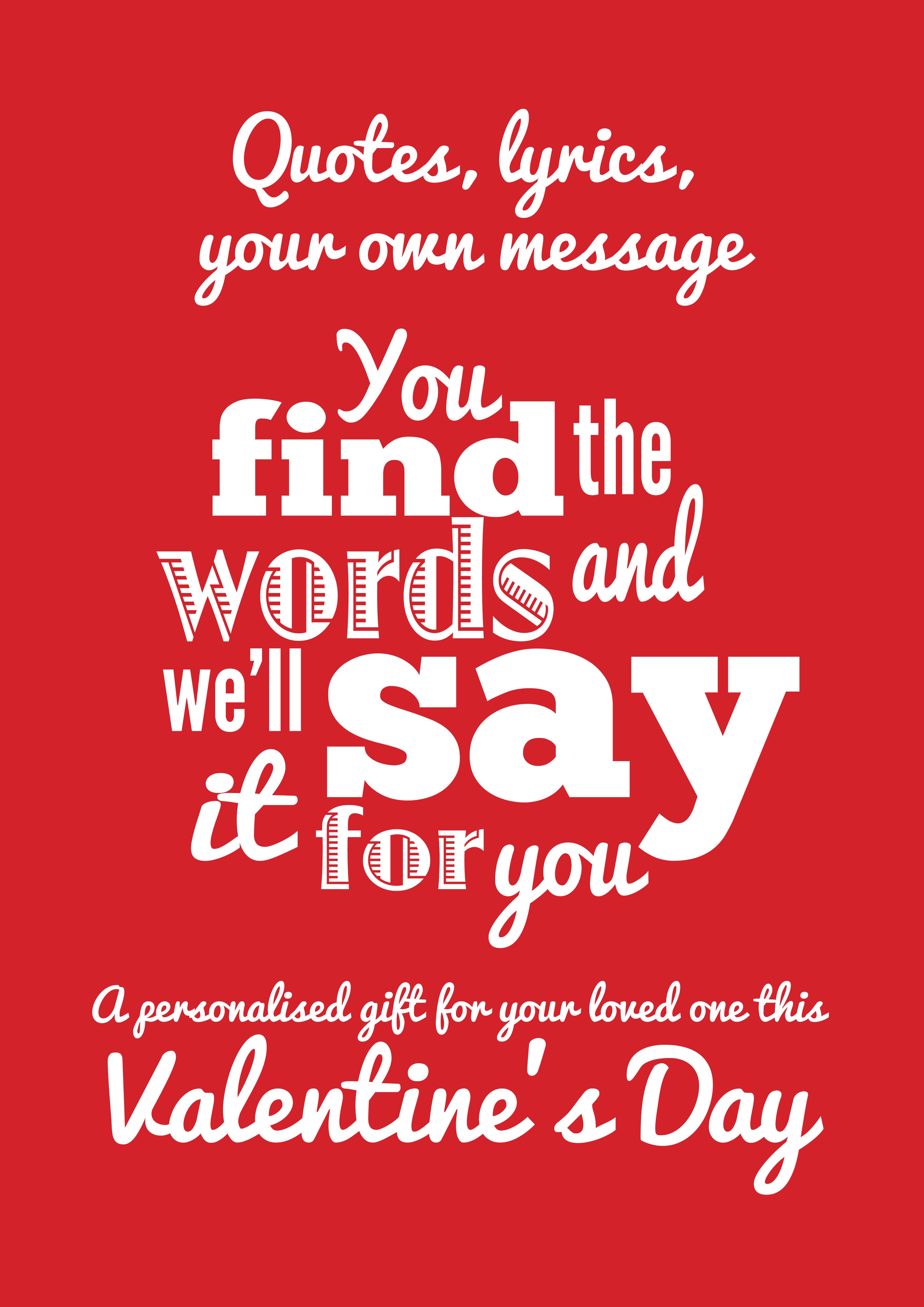 Valentine's Day quote #1
