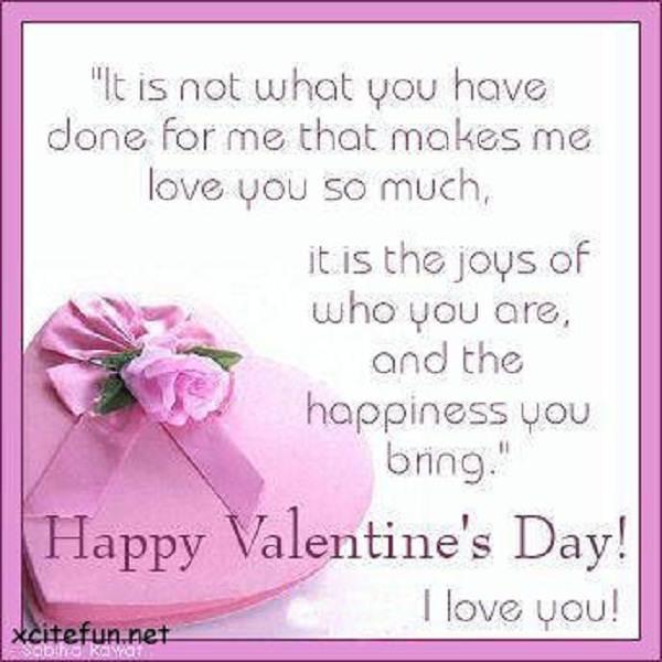 Valentine's Day quote #5