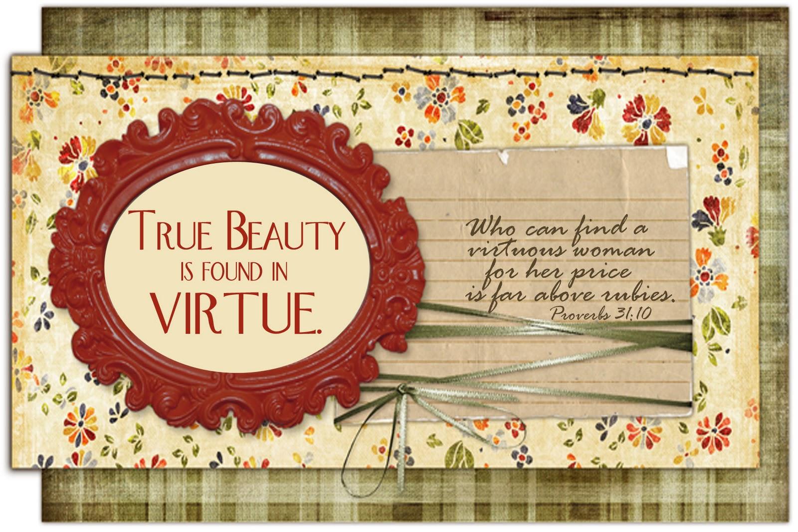Virtue quote #5