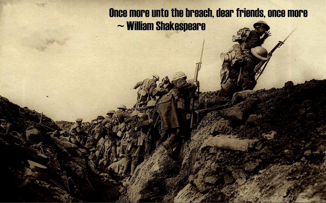 War quote #3