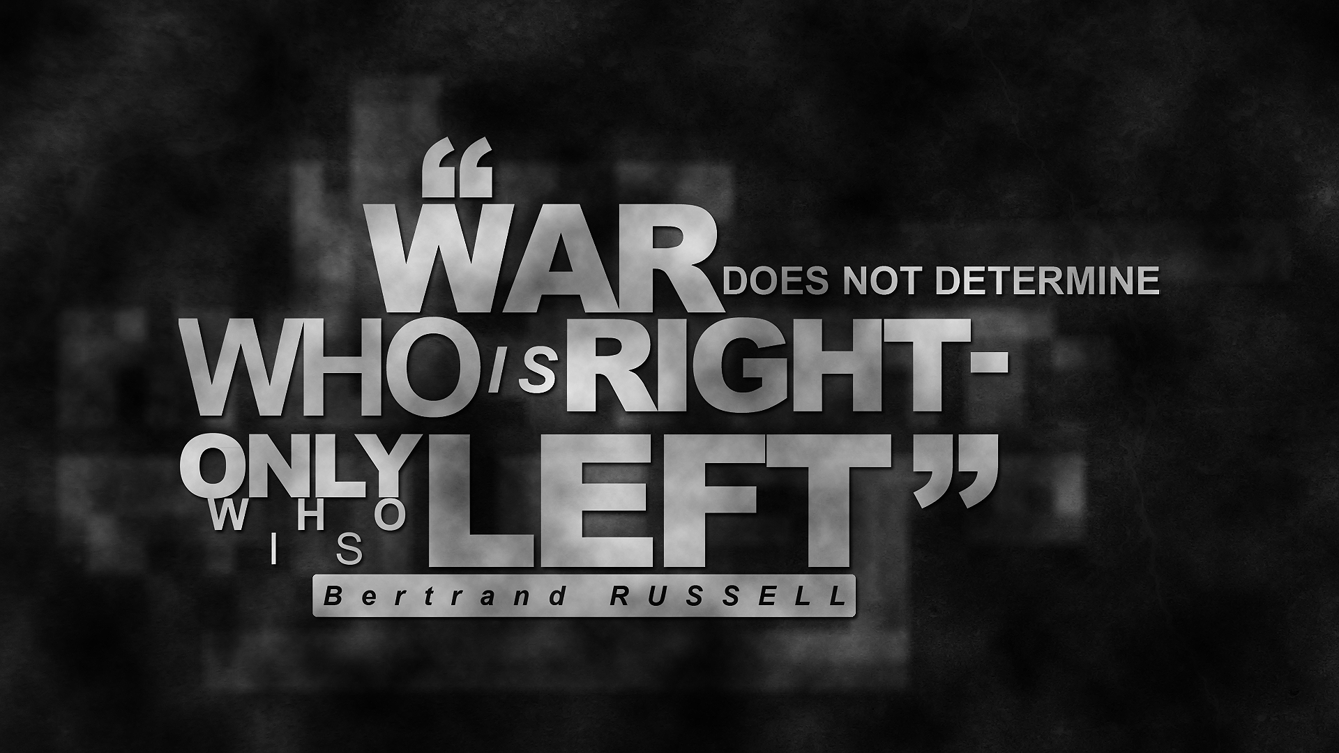 War quote #4
