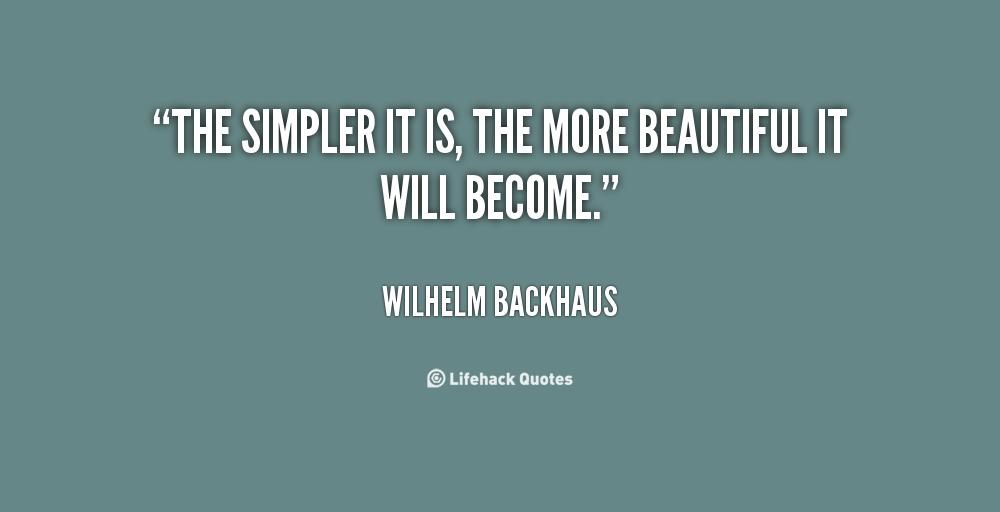 Wilhelm Backhaus's quote #1