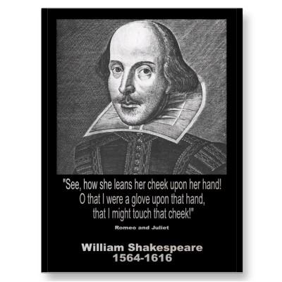 William Shakespeare's quote #5