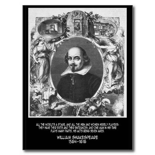 William Shakespeare's quote #4