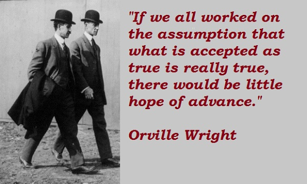 The Wright Brothers Quotes 25 Wright Brothers Quotesquotesurf