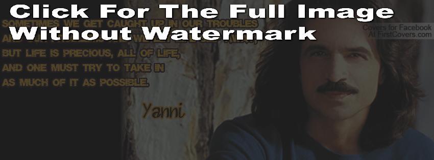 Yanni's quote #3