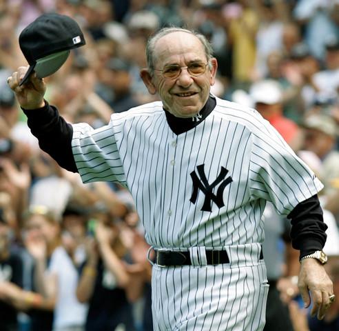 Yogi Berra's quote #4