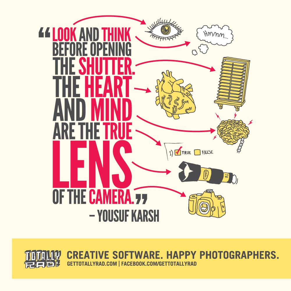Yousuf Karsh's quote #3
